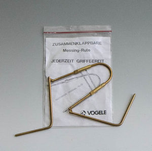1006 Klappbare Vertikalrute - Wünschelruten-Shop