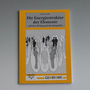 6001 Preiss Buch Die Energiestruktur der Elemente - Wünschelruten-Shop