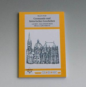 6002 Preiss Buch Geomantie und Historisches Geschehen - Wünschelruten-Shop