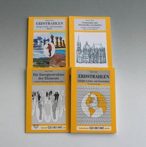 6005 Preiss Bücher Bundle - Wünschelruten-Shop